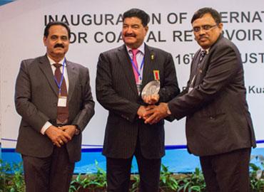 Launching of IACRR