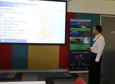 International Workshop on Coastal Reservoirs, University of Wollongong Australia