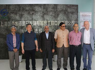Shanghai Qingcaosha CR Visit